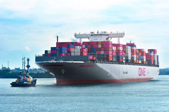 Ocean Network Express Posts Loss in Debut First Quarter
